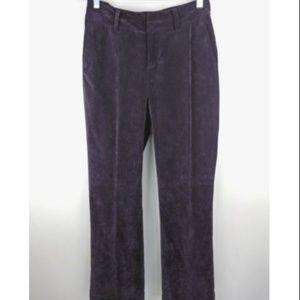 42e3398918863b Coldwater Creek Pants - Coldwater Creek Purple Pinwale Corduroy Pants $89